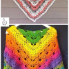 Fresh 44 Pics Crochet Virus Shawl