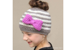 Innovative 43 Pics Free Crochet Bun Hat Pattern