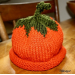 Marvelous 40 Ideas Knitted Pumpkin Hat