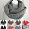 Gorgeous 41 Pictures Knit Cowl Scarf
