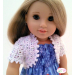 Adorable 47 Pics American Girl Doll Crochet Patterns