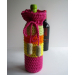 Amazing 42 Pictures Crochet Wine Bottle Cover