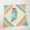 Awesome 40 Pics Granny Square Baby Blanket Crochet Pattern