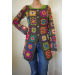 Marvelous 46 Models Granny Square Jacket