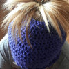 Superb 42 Pictures Hat with Ponytail Hole