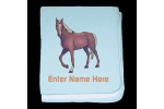 Unique 48 Ideas Horse Baby Blanket