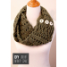 Innovative 44 Images Infinity Scarf Crochet