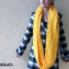 New 43 Images Infinity Scarf Knitting Pattern