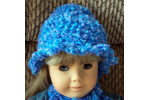 Lovely 41 Pictures Hat and Scarf Crochet Pattern