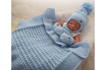 Great 44 Ideas Baby Mittens Crochet Pattern