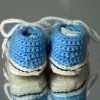 Innovative 41 Models Crochet Converse Booties