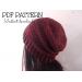 Lovely 44 Pics Beanie Hat Crochet Pattern