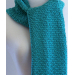 Attractive 44 Pictures Simple Knit Scarf