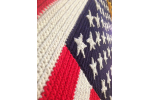 Delightful 50 Pictures Free American Flag Crochet Pattern