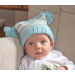 Charming 44 Models Knitted Baby Beanies