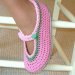 Amazing 41 Images Crochet Mary Jane Slippers