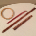 Delightful 47 Ideas Wood Crochet Hooks Set