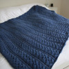 New 48 Pictures Knit Throw Blanket
