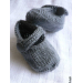 Amazing 49 Photos Knitted Baby Booties
