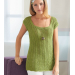 Attractive 48 Ideas Knitted Summer tops