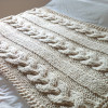 Wonderful 48 Images Knitted Throw
