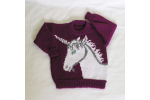 Amazing 40 Images Knitted Unicorn