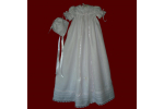 Innovative 42 Images Lace Christening Dress