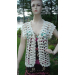 Attractive 35 Pictures Long Crochet Vest Pattern