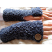 Amazing 49 Pictures Free Pattern for Fingerless Gloves