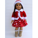 Wonderful 40 Ideas American Girl Doll Christmas Outfits