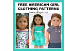 Incredible 40 Images American Girl Doll Clothes Patterns
