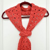 Amazing 50 Pics Lacy Crochet Scarf Patterns