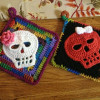 Incredible 47 Pictures Crochet Sugar Skull