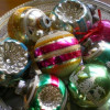 New 48 Ideas Vintage Glass ornaments