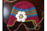 Perfect 41 Pics Baby Hat with Ear Flaps