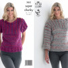 Top 45 Models Chunky Knit Sweater Pattern