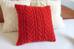 Top 41 Pictures Cable Knit Pillow Cover