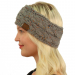 Charming 42 Pictures Knit Winter Headband