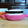 New 36 Images Crochet Bowl Cozy