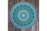 Beautiful 48 Pictures Mandala Crochet Patterns
