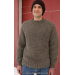 Wonderful 50 Pics Crochet Mens Sweater Pattern
