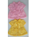 Brilliant 49 Photos Knitted Baby Dress