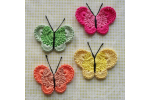 Unique 45 Ideas Free Crochet butterfly Pattern