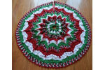 Innovative 45 Ideas Crochet Tree Skirt