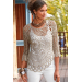 Brilliant 43 Ideas Crochet Shirts