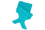 Awesome 40 Pictures Mermaid Tail Knitting Pattern