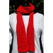 Attractive 43 Pics Ribbed Scarf
