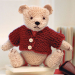 Amazing 45 Ideas Knitted Teddy Bear