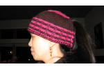 Attractive 47 Pics Crochet Hat with Ponytail Hole