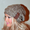 Top 47 Models Slouchy Winter Hat
